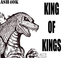 KING OF KINGS by ashwilliams40k