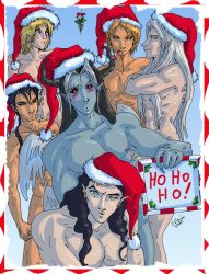 Merry Christmas DF style by Destinyfall