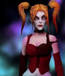 Harley Quinn by AresNeron