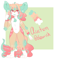 .:CLOSED:. Cute Adopt by blew-ish