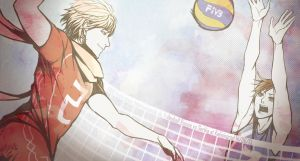 Brother's VolleyWar ! by Reenze-NK