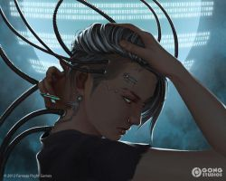 Cyberfeeder by GongStudios