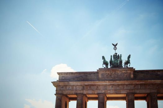 Brandenburger Tor by Freacore