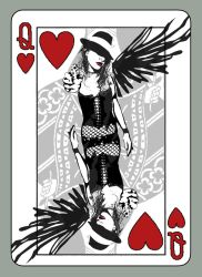 Queen of Hearts by PunkDame