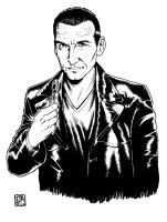 The Ninth Doctor 1 (2013) by SteveAndrew