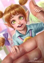 Lucy Little ( Lucie Minipouss ) by Sebiji
