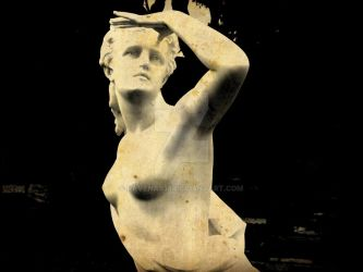 Forest Lawn Cemetery - Statue 2 by RavenA938