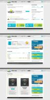 File sharing site layout by floydworx
