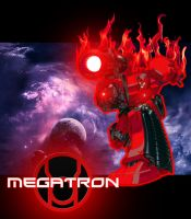 Megatron Red Lantern by Optimus77463