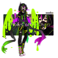Toxic Angel Adoptable [CLOSED] by bitter--coffee