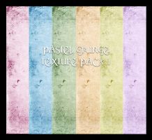 Pastel Grunge Texture Pack 1 by Inadesign-Stock
