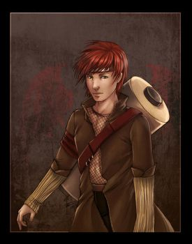 Aiden by Vhea by aXforamnesty