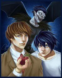 Death Note by Nokuthula