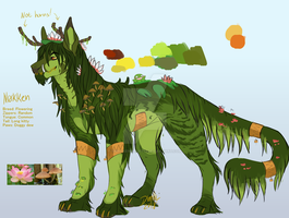 MYO: Noekken - Ref by 13BrokenHeart13