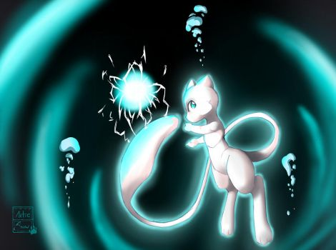Mew ! by Artic-Snow