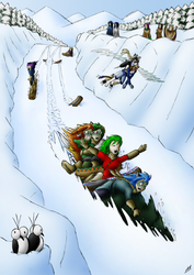 Winter Games XD by Fruit-Sauvage