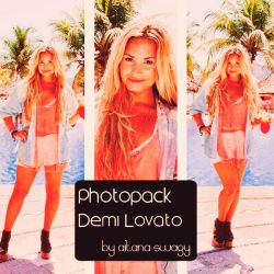 +Demi Lovato Photopack 01. by AitanaSwagy