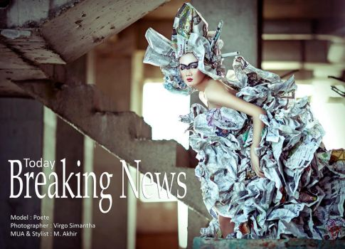 Breaking News by JazzYourSoul