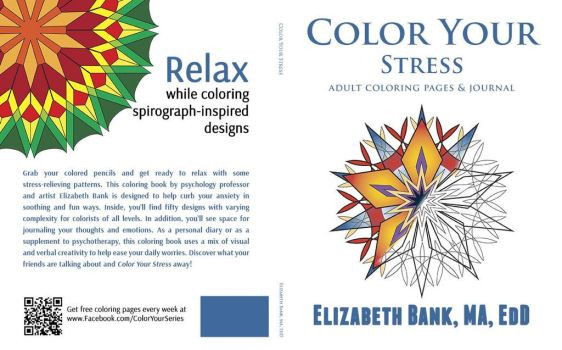 Color Your Stress cover art by LadyArtemis78