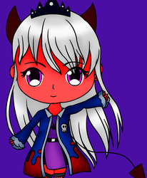 Lucia in chibi style by KimPPG-thegamer