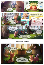 Bug Camp: Week 1 l Page 3 by DancingInBlue
