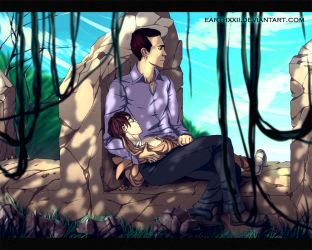 [ LOST] Richard and Ben (second meet) by EarthXXII