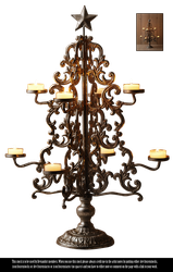RESTRICTED - Candlelight PNG by frozenstocks