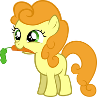 Filly Carrot Top by Flizzick