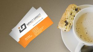 Impact Direct Business Cards by umert