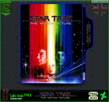 Star Trek  I The Motion Picture (1979)3 by Loki-Icon