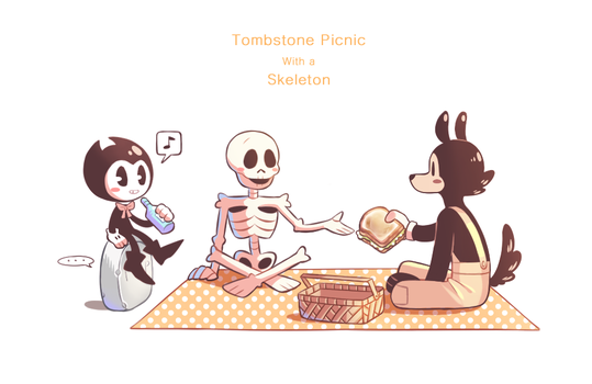 BATIM | TOMBSTONE PICNIC by LuvRuby