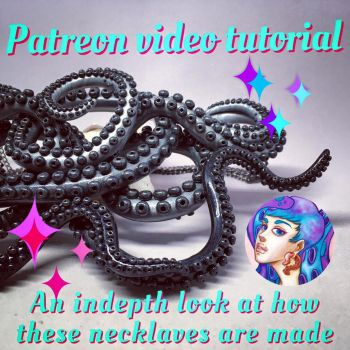 Patreon Tentacles~ by KTOctopus