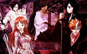 Bleach Wallpaper by Shimimaro
