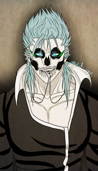 Grimmjow- Trick Or Treat? by R-Blackout