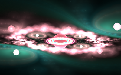 Saturn Ring Blues by slestualenergie