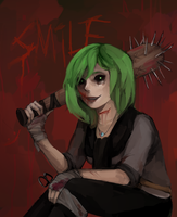 Request - Smiling Mafia by Notapenguin