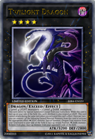 Twilight Dragon - Fan Art Card by EagleOne984
