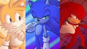 Team Sonic by SonicTH105