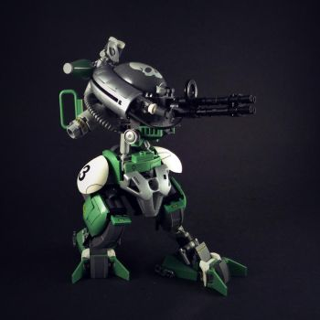 SF3 Bipod Mech [Ma.k. Advanced Design] by marcomarozzi