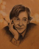Peter O'Toole (again) by Felis-Irbis