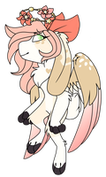 Angel ref (unoffical) by Sybelthewolf