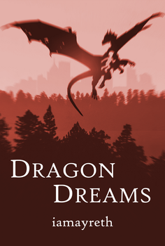 Book Cover For Dragon Dreams by iamayreth