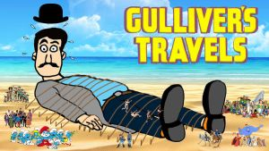 Gulliver's Travels (1977) by JeffreyKitsch