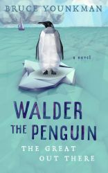 Book Cover Design for Walder the Penguin by ebooklaunch