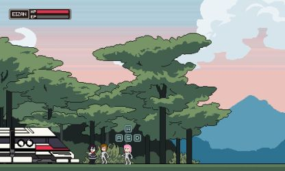 Shigatsu Game Screenshot (Mar 2014) by emimonserrate