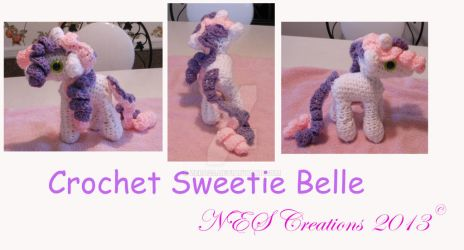 Crochet Sweetie Belle by Zero23