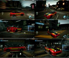 NFS World Nissan 240SX by ThePortuguesePlayer