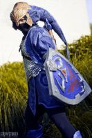 AnimeNEXT 2012: Link by skwinkography