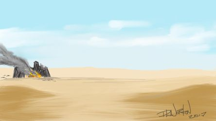 Welcome to Jakku by DLNorton