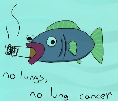 Lung Cancer by awesome-chocobo